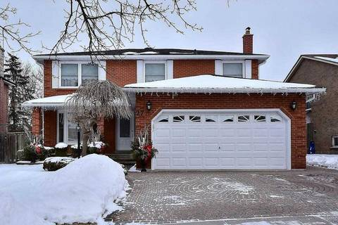 House for sale at 27 Avondale Cres Aurora Ontario - MLS: N4695776