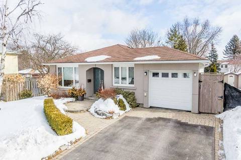 House for sale at 27 Banff Dr Aurora Ontario - MLS: N4694282