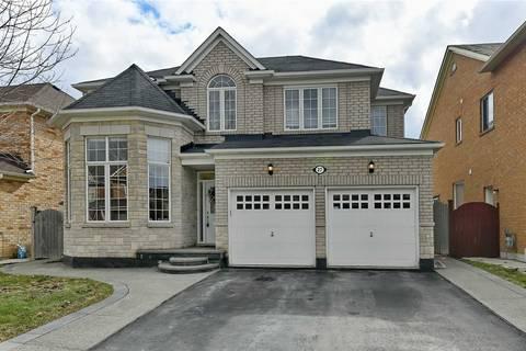 House for sale at 27 Bayhampton Dr Brampton Ontario - MLS: W4724765
