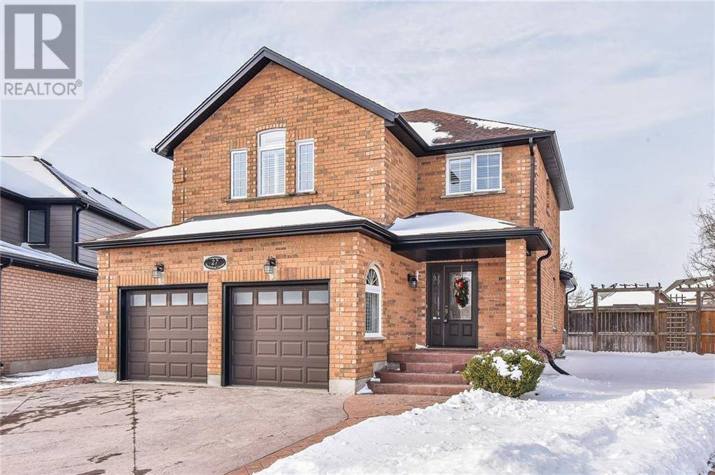 House for sale at 27 Beaverbrook Cres Cambridge Ontario - MLS: 30786953