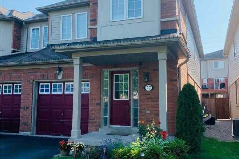 Townhouse for rent at 27 Beer Cres Ajax Ontario - MLS: E4813818