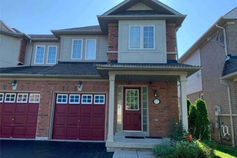 Townhouse for sale at 27 Beer Cres Ajax Ontario - MLS: E4862182
