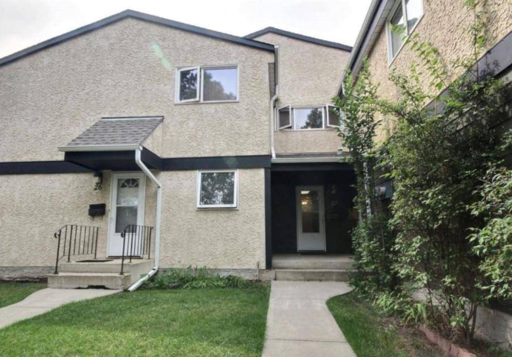 Townhouse for sale at 27 Belmead Gdns Nw Edmonton Alberta - MLS: E4156639
