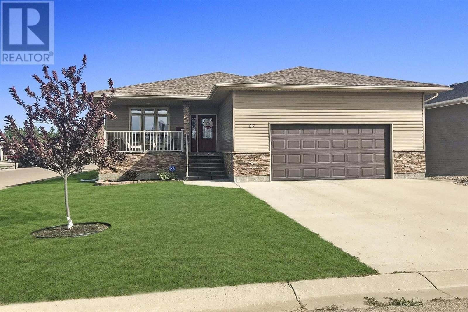 House for sale at 27 Belmont Cres Moose Jaw Saskatchewan - MLS: SK814970
