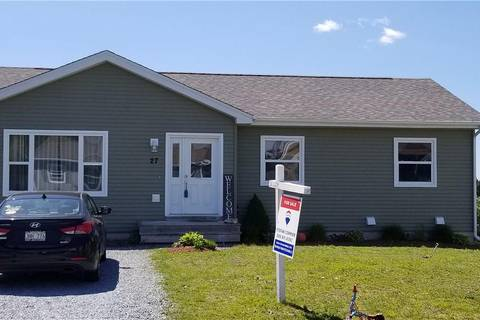 House for sale at 27 Bermuda Ct Saint John New Brunswick - MLS: NB019065