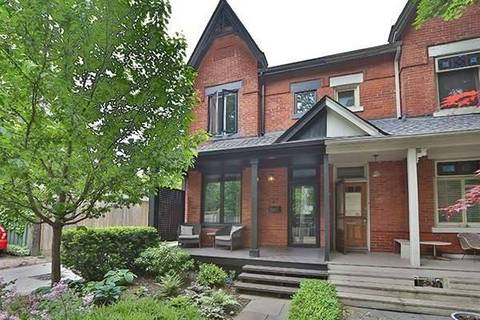 Townhouse for rent at 27 Blong Ave Toronto Ontario - MLS: E4488307