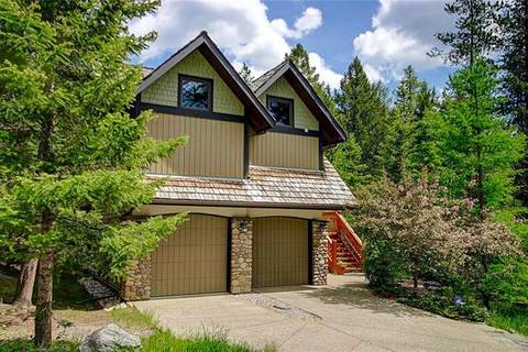 House for sale at 27 Blue Grouse Rdge Canmore Alberta - MLS: C4225139
