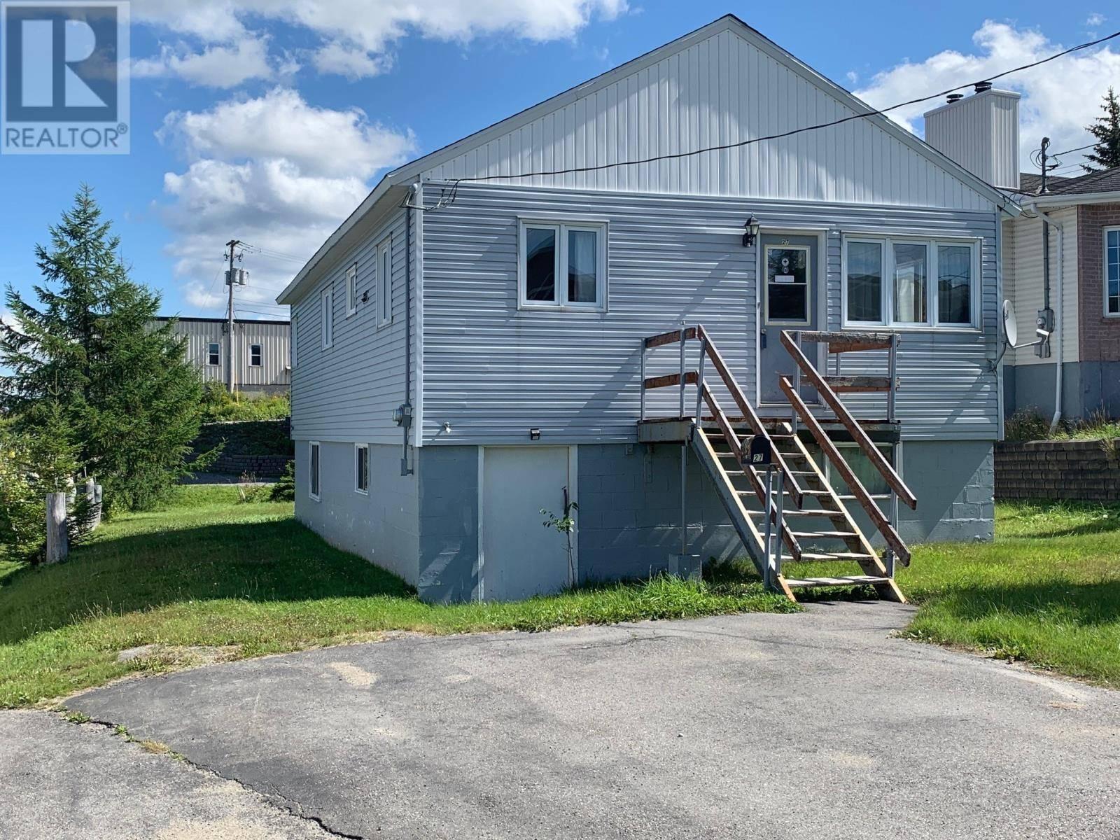 House for sale at 27 Boones Rd Corner Brook Newfoundland - MLS: 1199017