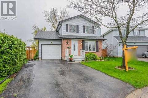 House for sale at 27 Brandy Lane Ct London Ontario - MLS: 195392
