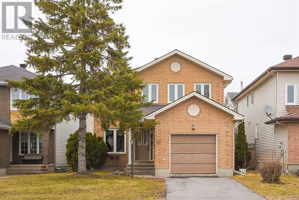House for sale at 27 Bridle Park Dr Ottawa Ontario - MLS: 1187802