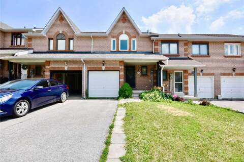 Townhouse for sale at 27 Brucker Rd Barrie Ontario - MLS: S4824732