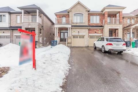 Townhouse for sale at 27 Buchanan Cres Brampton Ontario - MLS: W4716221