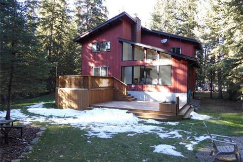 House for sale at 27 Burntall Dr Bragg Creek Alberta - MLS: C4214595