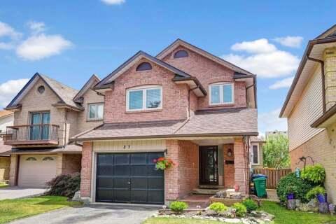 House for sale at 27 Burton Rd Brampton Ontario - MLS: W4829495