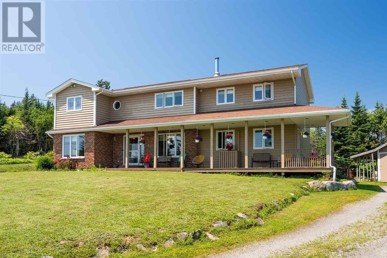 House for sale at 27 Camperdown Rd Portuguese Cove Nova Scotia - MLS: 202014433