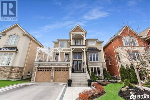 House for sale at 27 Capps Dr Barrie Ontario - MLS: 30740690