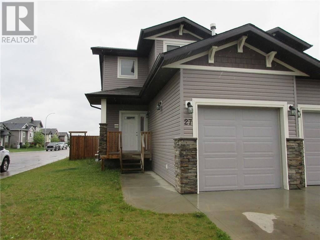 Townhouse for sale at 27 Carlson Pl Red Deer Alberta - MLS: ca0168962