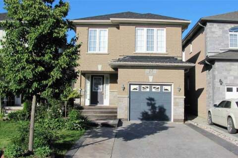 House for sale at 27 Carter St Bradford West Gwillimbury Ontario - MLS: N4955546