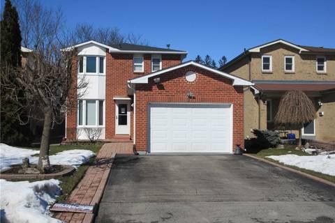House for sale at 27 Cassander Cres Brampton Ontario - MLS: W4714862
