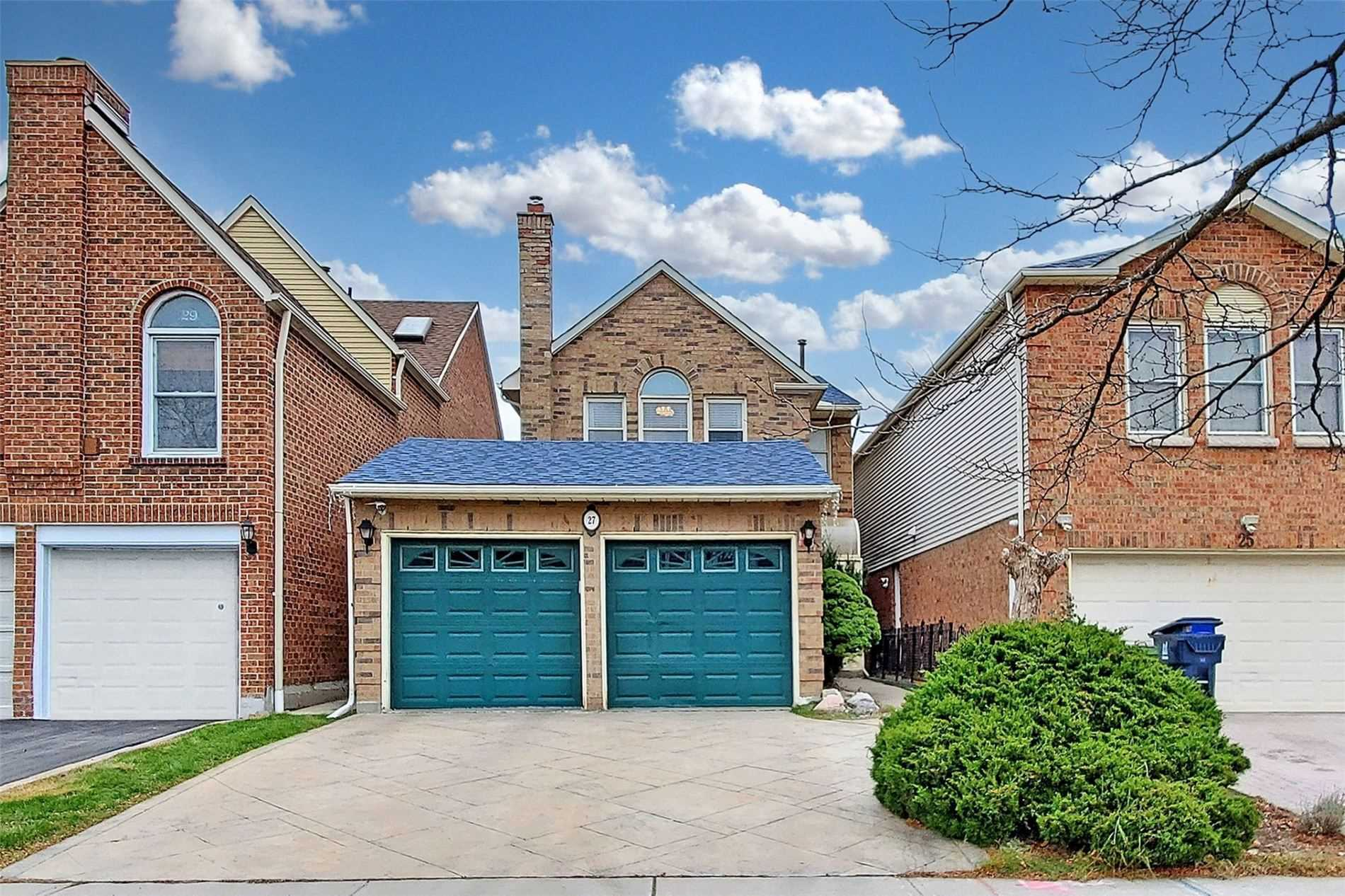 For Sale: 27 Chapel Park Square, Toronto, ON | 3 Bed, 4 Bath House for $1138000.00. See 38 photos!