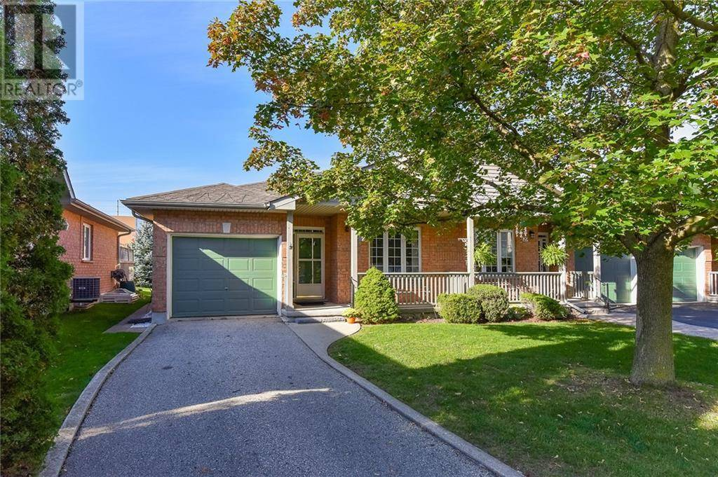 Townhouse for sale at 27 Churchill St Waterloo Ontario - MLS: 30763652