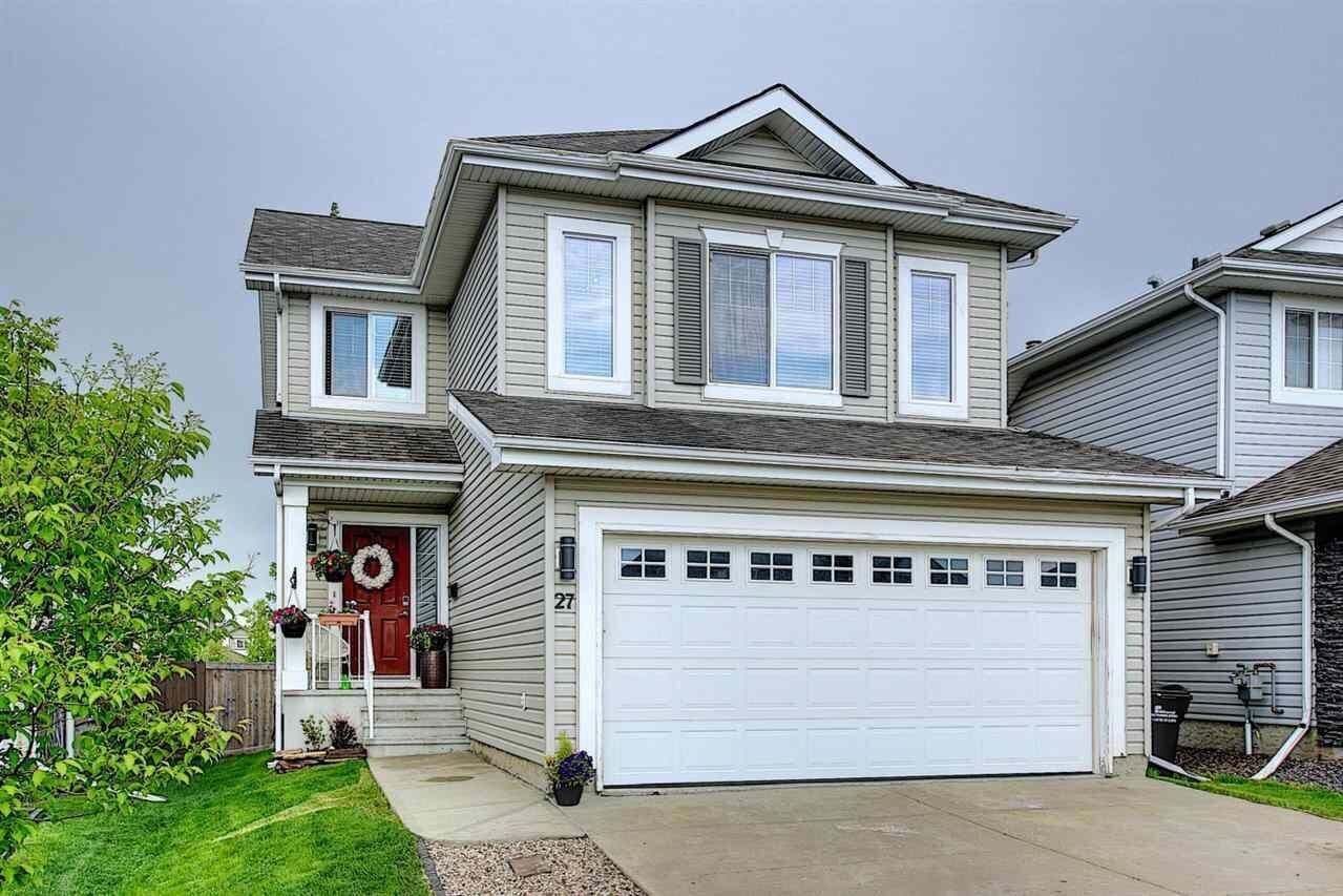 House for sale at 27 Claire Cl Sherwood Park Alberta - MLS: E4201512
