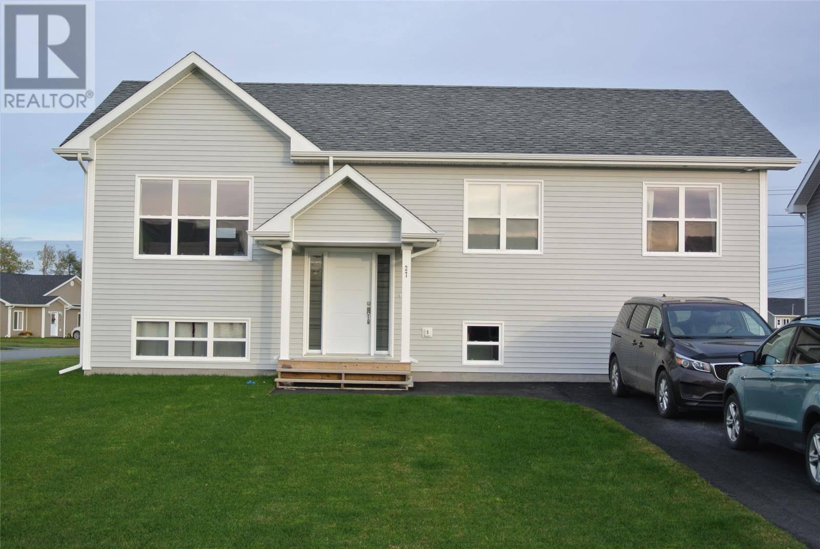 House for sale at 27 Cochran St Gander Newfoundland - MLS: 1193086