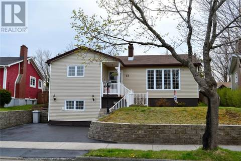 House for sale at 27 Conway Cres St. John's Newfoundland - MLS: 1196451