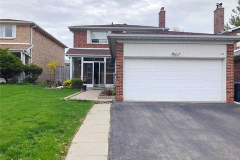House for sale at 27 Craketts Ave Toronto Ontario - MLS: E4456471