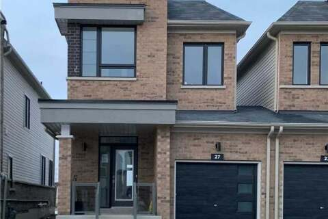 Townhouse for rent at 27 Crows Nest Ln Clarington Ontario - MLS: E4778710