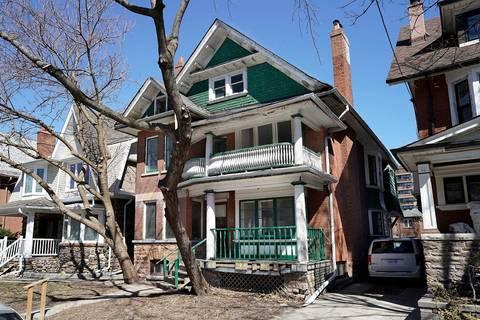 House for sale at 27 Dalton Rd Toronto Ontario - MLS: C4447843