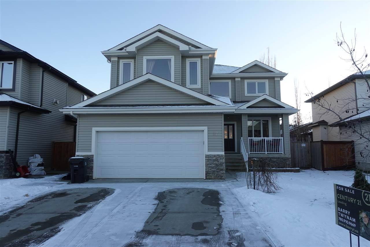House for sale at 27 Danfield Pl S Spruce Grove Alberta - MLS: E4177811