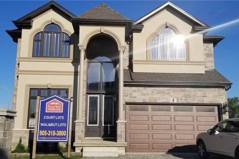 House for sale at 27 Deerfield Ln Ancaster Ontario - MLS: H4026844
