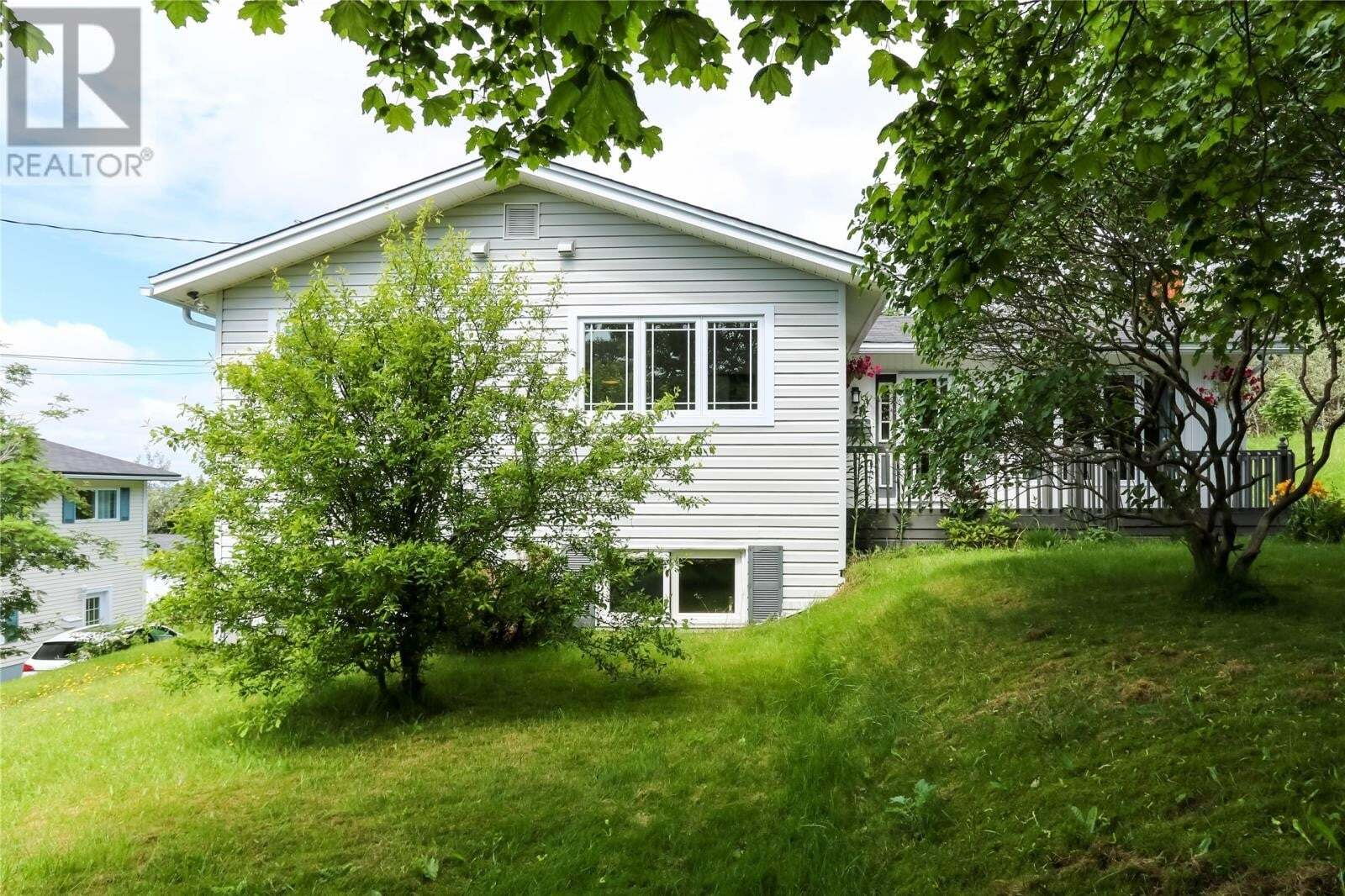 House for sale at 27 Densmore's Ln St. John's Newfoundland - MLS: 1217364