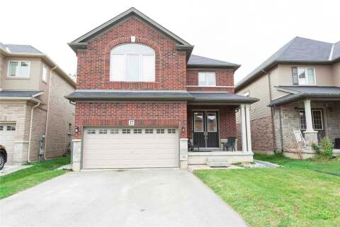 House for sale at 27 Dyment Ct Hamilton Ontario - MLS: X4776970