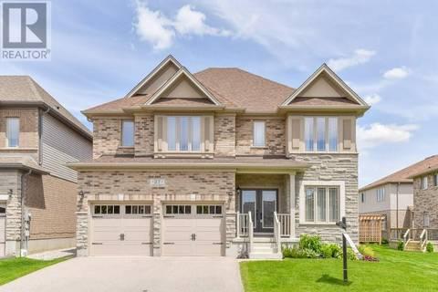 House for sale at 27 Eaglecrest St Kitchener Ontario - MLS: 30740709