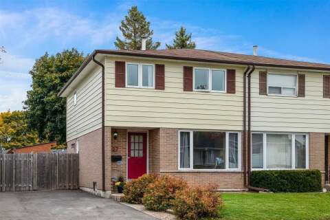 Townhouse for sale at 27 Edelwild Dr Orangeville Ontario - MLS: W4950767