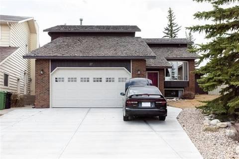 House for sale at 27 Edgeland Me Northwest Calgary Alberta - MLS: C4286316