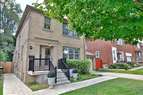 House for sale at 27 Edinburgh Dr Toronto Ontario - MLS: C4922573