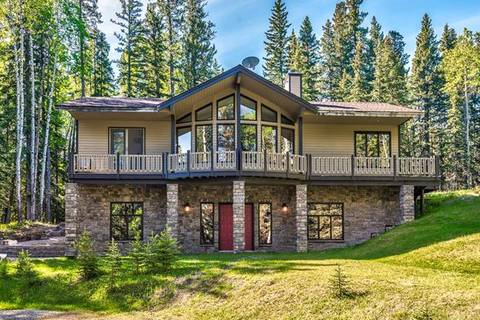House for sale at 27 Elk Valley By Bragg Creek Alberta - MLS: C4228519