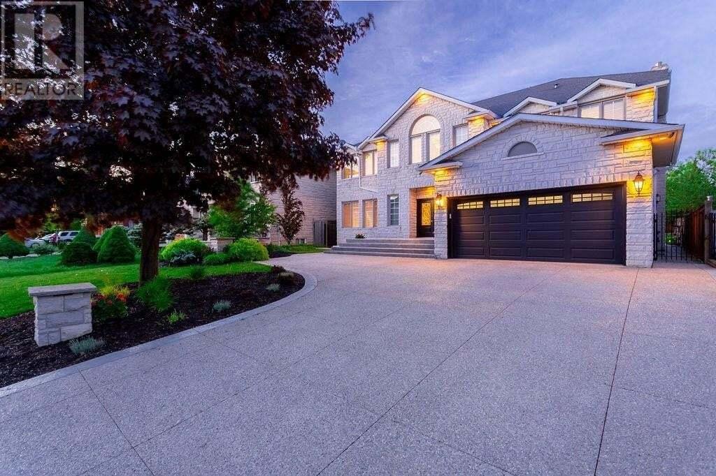 House for sale at 27 Elodia Ct Hamilton Ontario - MLS: 30809076