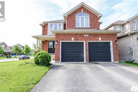 House for sale at 27 Empire Dr Barrie Ontario - MLS: 30745109