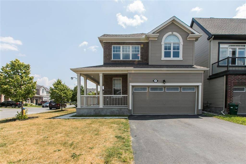 House for sale at 27 Escallonia Ct Ottawa Ontario - MLS: 1163726