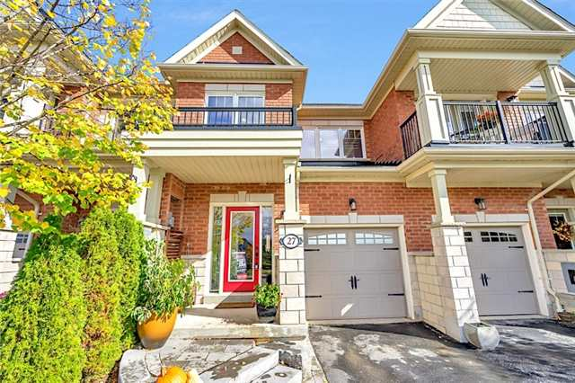 House for sale at 27 Expedition Crescent Whitchurch-Stouffville Ontario - MLS: N4280651