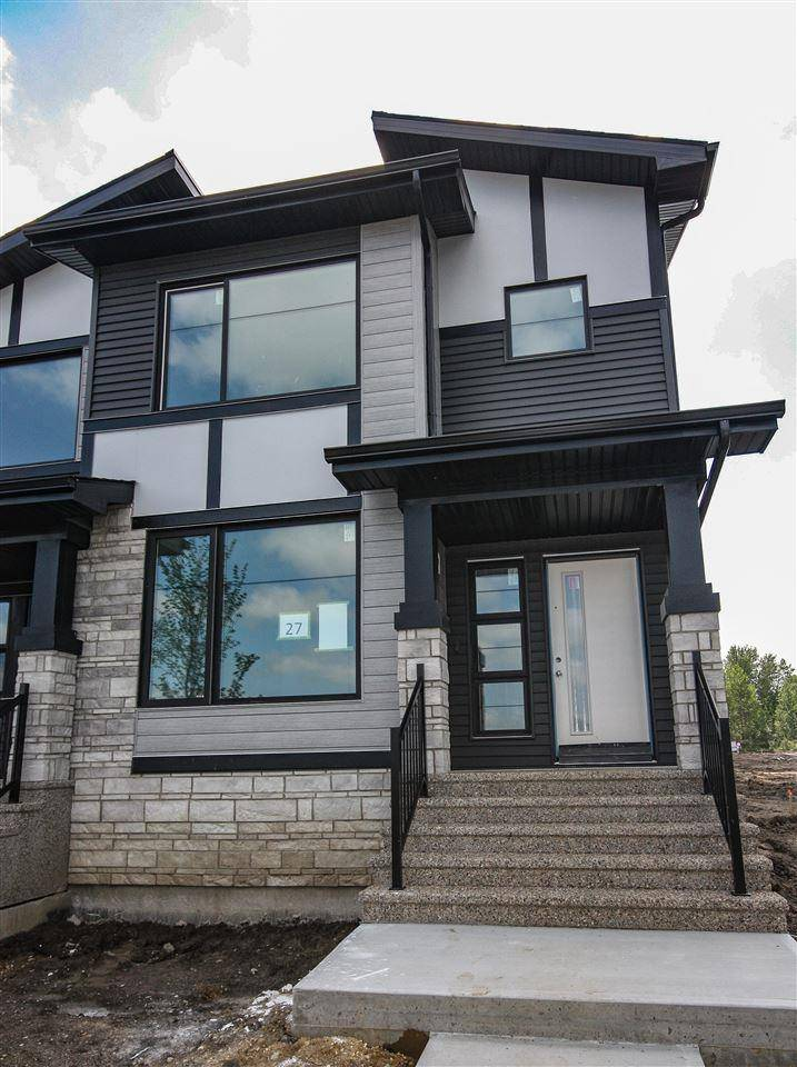 Townhouse for sale at 27 Fenwyck Blvd Spruce Grove Alberta - MLS: E4164572