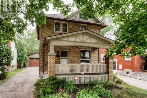 House for sale at 27 Filbert St Kitchener Ontario - MLS: 30743321