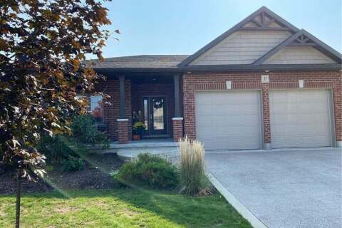 House for sale at 27 Findlay Pl Stratford Ontario - MLS: 40032420