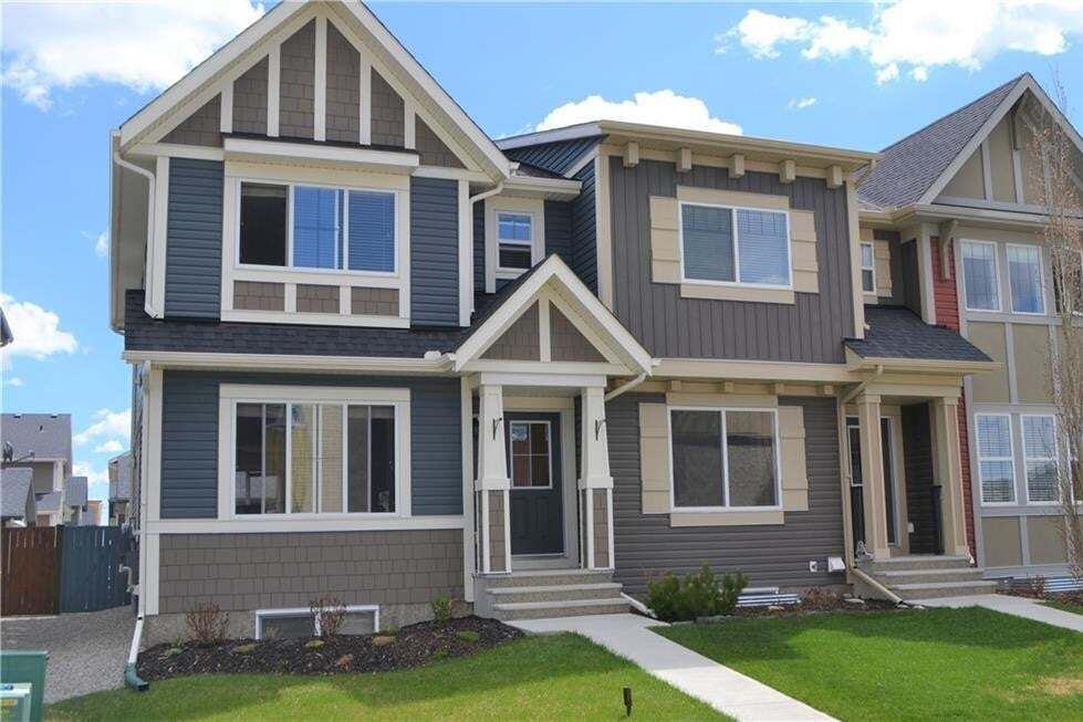 Townhouse for sale at 27 Fireside Pw Fireside, Cochrane Alberta - MLS: C4281777