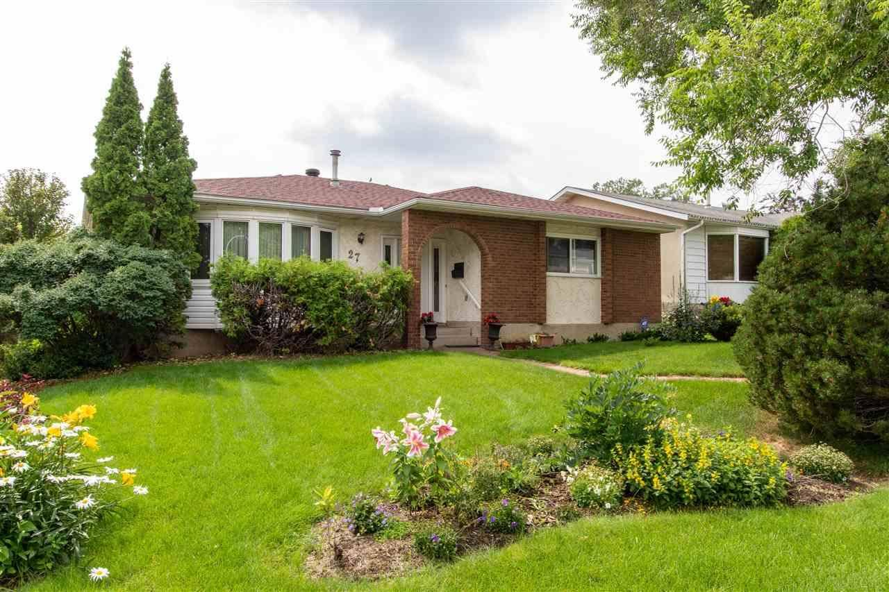 House for sale at 27 Gilby St Sherwood Park Alberta - MLS: E4170578