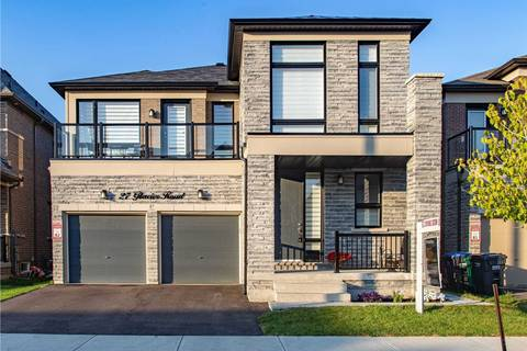 House for sale at 27 Glacier Rd Brampton Ontario - MLS: W4541991